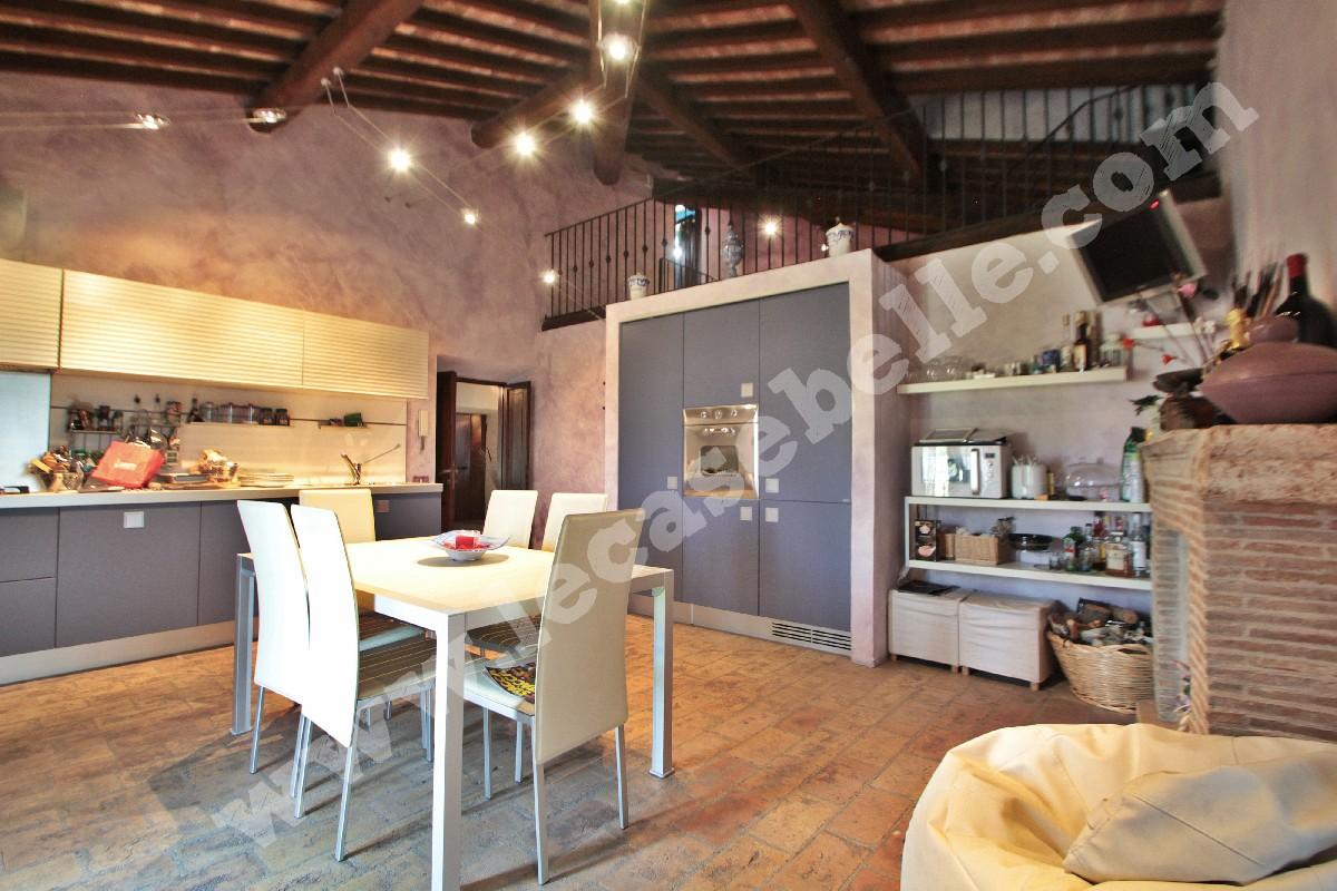 Case Con Terrazzo Roma grande attico antico e panoramico con terrazza - le case belle